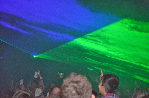Laser Gösterisi
