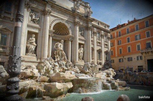 La Fontana di Trevi ya da Aşk Çeşmesi