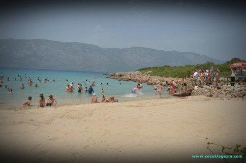 kleopatra plaji