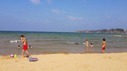 deniz ve kumsal