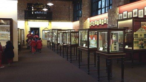 Çocukla Rahmi Koç Müzesi