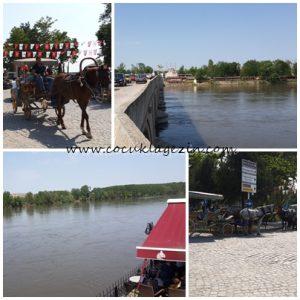 Meriç Nehri ve Faytonlar