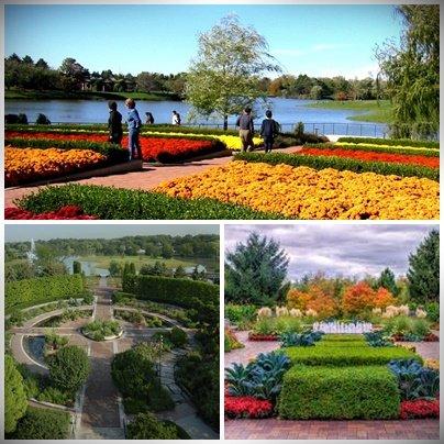 Şikago'daki Arboretum ;)) renklere baksanızaa...koş gel nefes al içine çek bu dünyayı diyorrr banaa ;)
