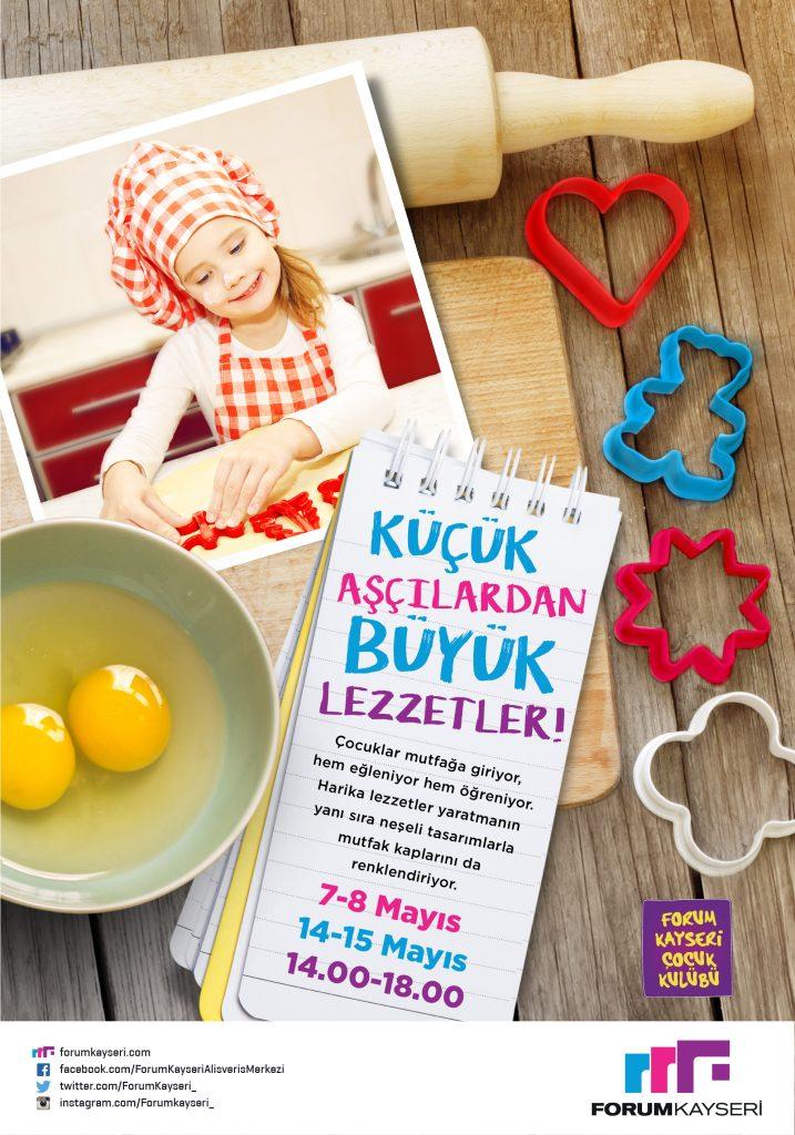 Forum Kayseri'de çocuklara sürprizz!