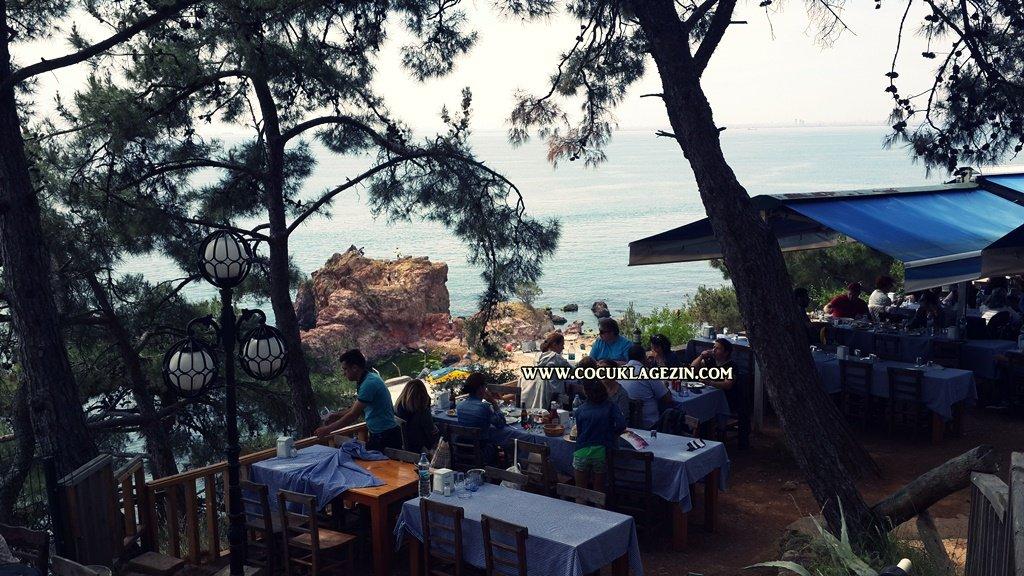Kalpazankaya ve Restoranı