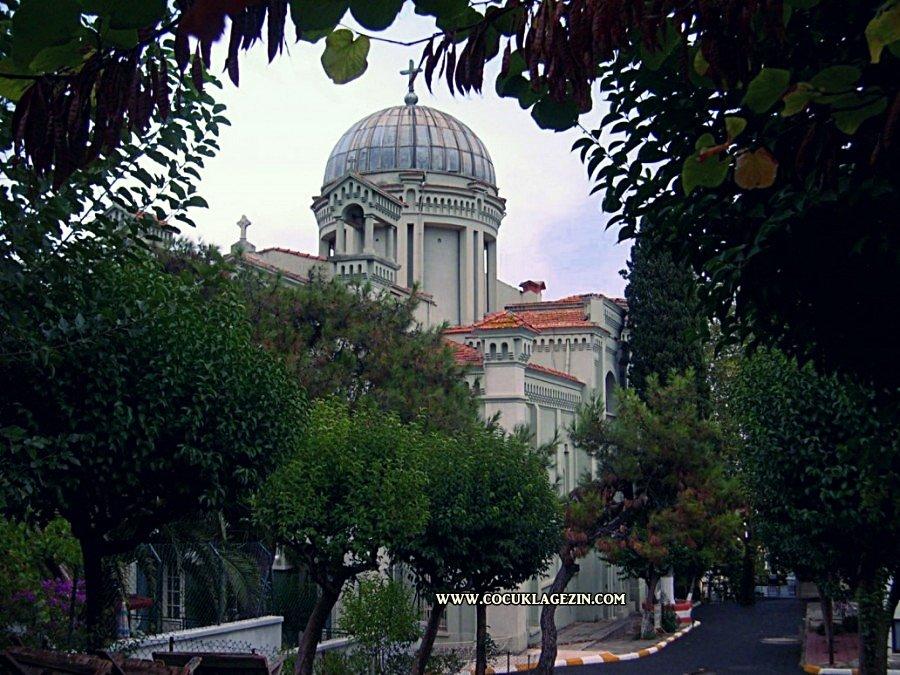 Burgazada- Aya Yani Kilisesi