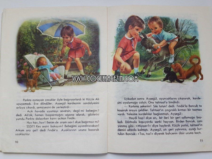 Ayşegül Küçük Anne'den bazı sayfalar